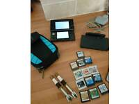 Nintendo 3DS for sale: with games and accessories