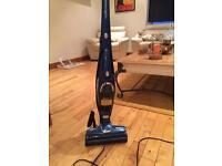 Morphy Richards 732006 SuperVac, 18 V, Blue vacuum cleaner/hoover
