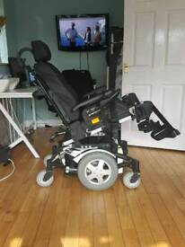 Powerchair/wheelchair by invacare. Tdx sp2! In ex cond!