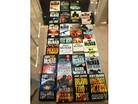 23 Andy McNab books