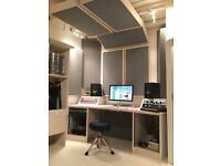 Music Production Tuition in Netil House, London Fields.