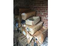Ebay Amazon car boot market traders wholesale job lot plimsoles
