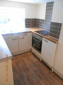 Well presented immaculate one bedroom flat to let in Bradford BD10.