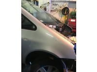 FORD GALAXY 2004 1.9 TDI OFFSIDE FRONT WING