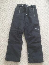 Ski Trousers - Size 'Large Boy'