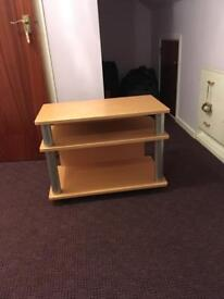 Tv stand as new