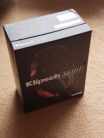 Klipsch M40 Noise Cancelling Headphones OPEN TO OFFERS