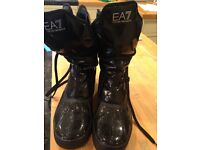 Armani winter boots