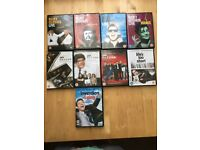 Ricky Gervais DVD collection: live, extras, life's too short etc