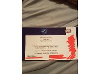 1x The 1975 ticket for 16th December 2016 at The O2