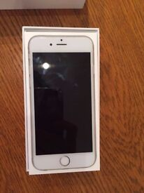 iphone 6s 64GB unlocked silver mint condition BARGAIN