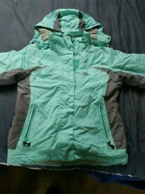 Girls aged 13-14 ski jacket
