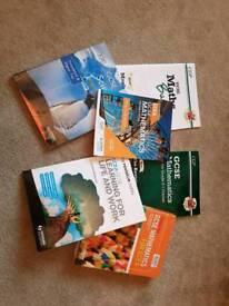 GCSE Text Books