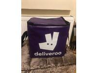 Brand New Deliveroo Bag