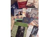 Classical Music LP Vinyl Records Orchestra Cello