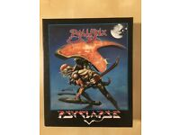 Ballistix for Atari ST Vintage Rare game by Psygnosis