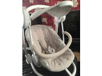 Mamas and papas starlight swinging chair