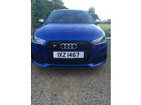 Audi S1 Quattro 231 bhp (Available 17th December 2016 onwards)