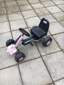 Child's Go Kart