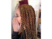 Afro & Caucasian hair extensions