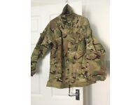 Army waterproof jacket
