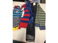 Boys clothes bundle age 5-7