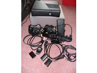Xbox 360 bundle Plus 10 games