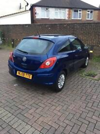 Vauxhall corsa 1.2 automatic cheap insurance nice car px swap bargain
