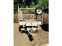 2010 Ifor Williams tipping trailer for sale