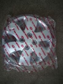 Kia wheel trim new in the box