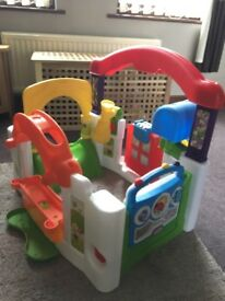Little tikes activity centre
