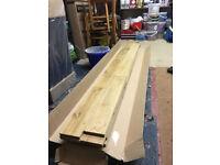 Solid Oak Wood flooring Brand New