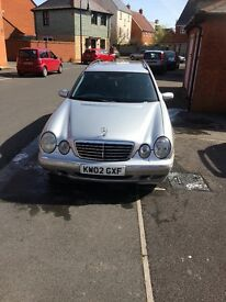 Mercedes e220 cdi avantgarde 7 seater