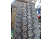 New Marshall 235 85 16 Tyre in West London Area