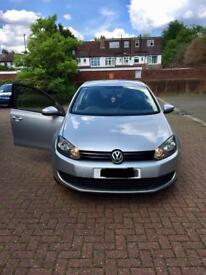 VW GOLF 2011 FULL SERVICE HISTORY