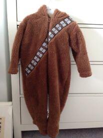 Star Wars Baby winter suit