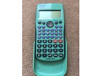 Casio calculator : fx-92
