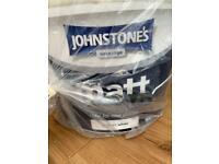 Johnstone's Matt Emulsion 10ltr Brand new sealed