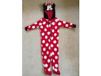Disney Minnie Mouse Onesie Age 2-3