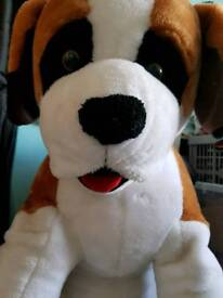Giant dog, Soft Toy