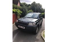 Selling Land Rover