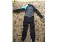Tri Board wetsuit