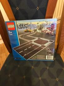 Lego City 7280 Road Base Board