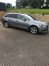 """Low mileage with full Audi history. Extras inc panor sun roofs 18"""" alloys S line suede & leather"""