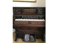 100 years+ Harmonium. Collectible item, not working. Reasonable offers considered Collection only