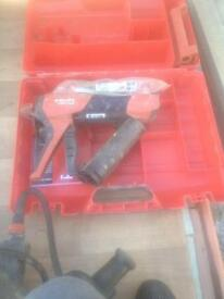 Hilti hdm 330 resin applicator