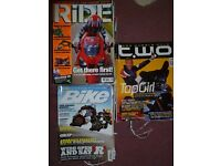 Motorcycle Magazines