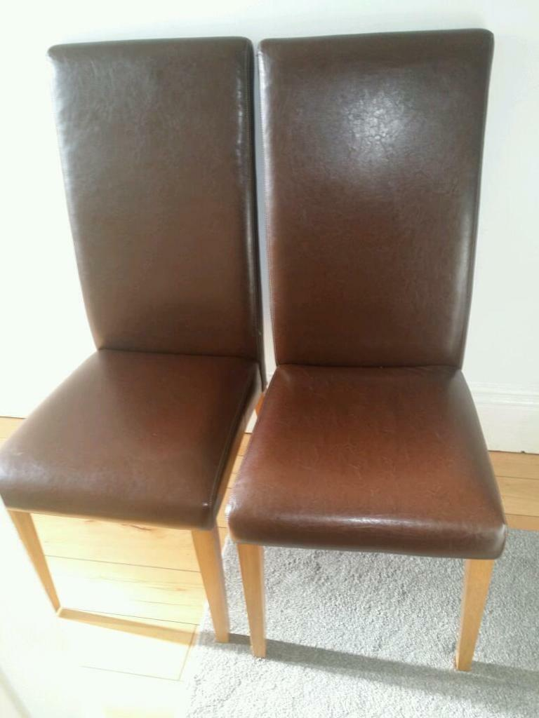 Harveys high back leather chairs 16395 can deliver in  : 86 from www.gumtree.com size 768 x 1024 jpeg 59kB