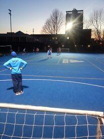 Battersea 5-a-side football leagues