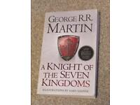 'A Knight Of The Seven Kingdoms' Book